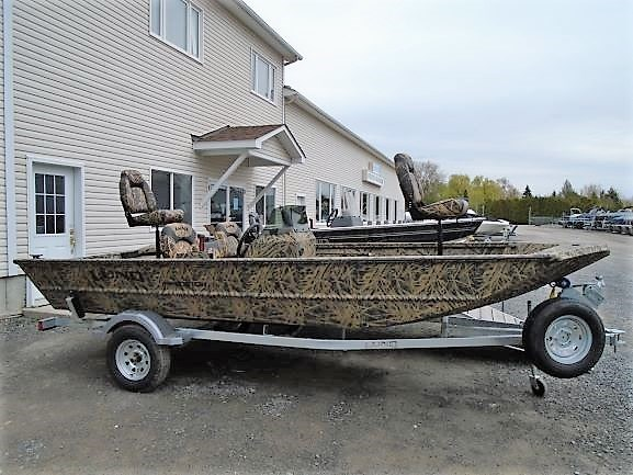 Utility and Jon Boats - BoatDealers ca Article