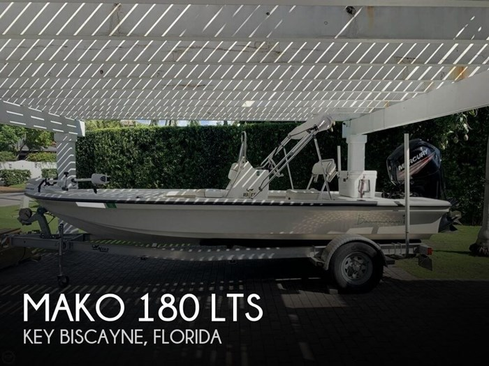 2015 Mako 180 LTS Photo 1 of 20
