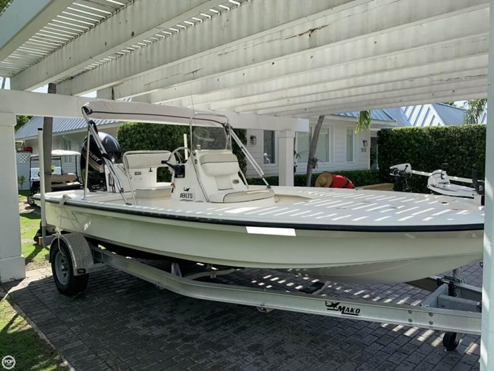 2015 Mako 180 LTS Photo 6 of 20