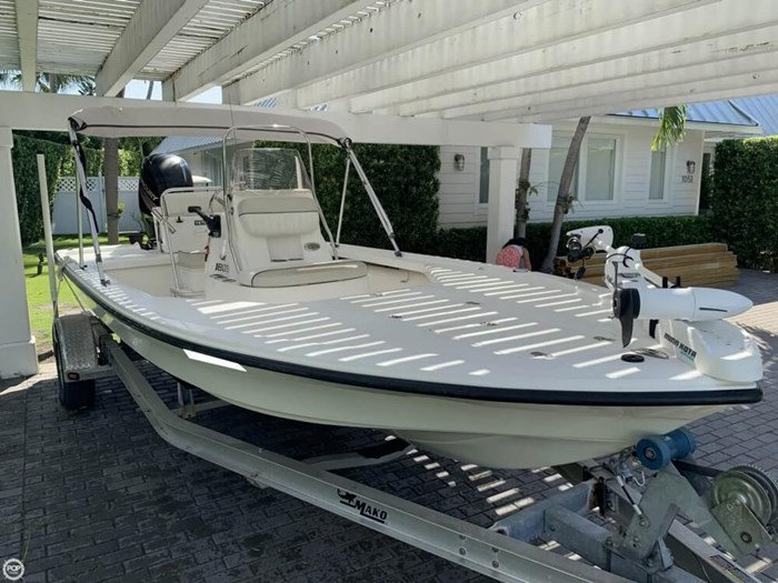 2015 Mako 180 LTS Photo 7 of 20