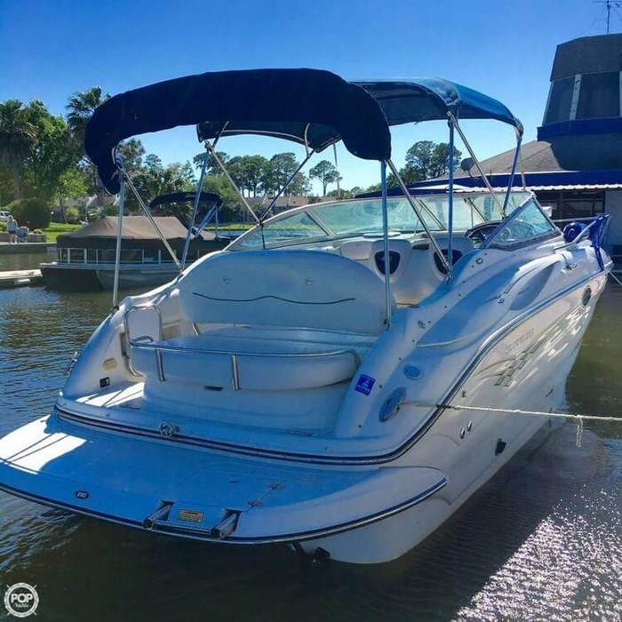 2004 Crownline 250 CR Photo 3 of 20