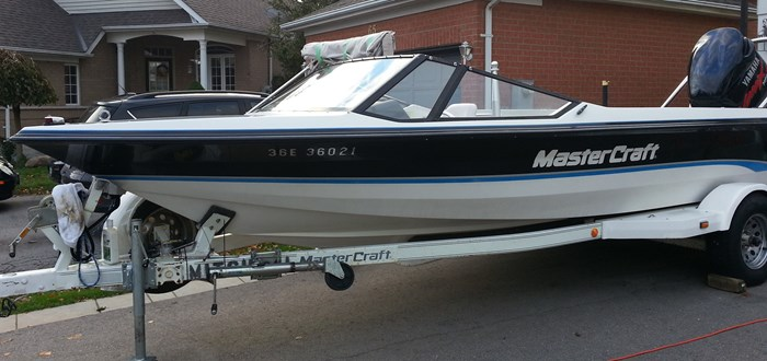 1994 Mastercraft Barefoot 200 Photo 1 of 20