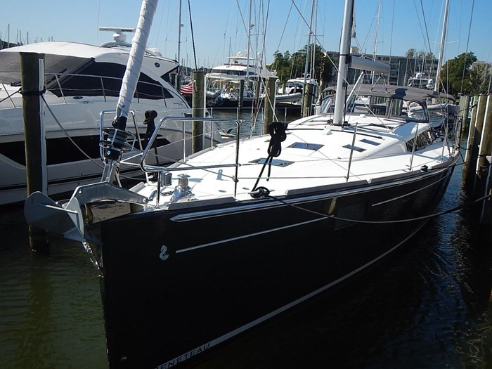 2015 Beneteau Sense 55 Photo 1 sur 30