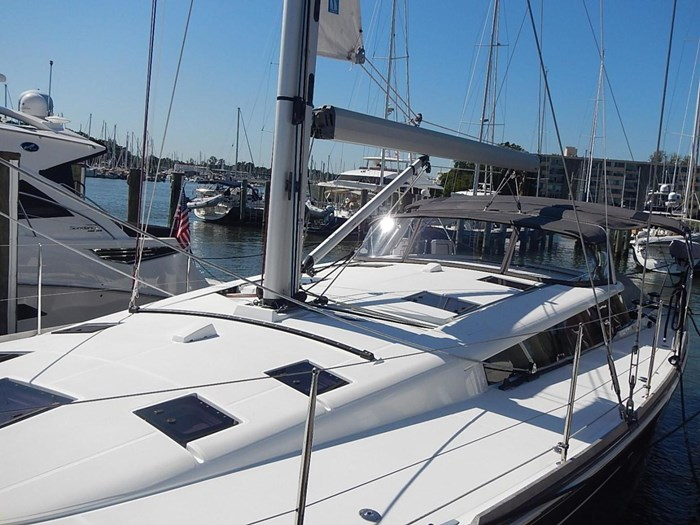 2015 Beneteau Sense 55 Photo 4 sur 30