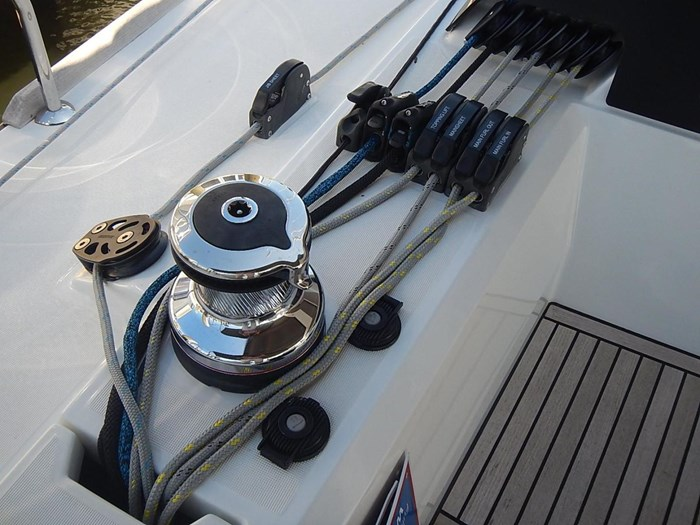 2015 Beneteau Sense 55 Photo 9 of 30