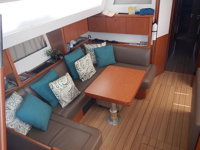 2015 Beneteau Sense 55 Photo 11 sur 30