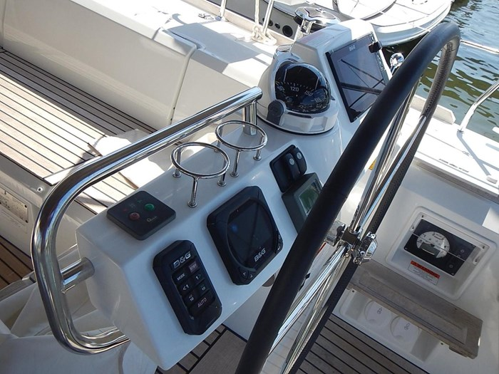 2015 Beneteau Sense 55 Photo 16 sur 30