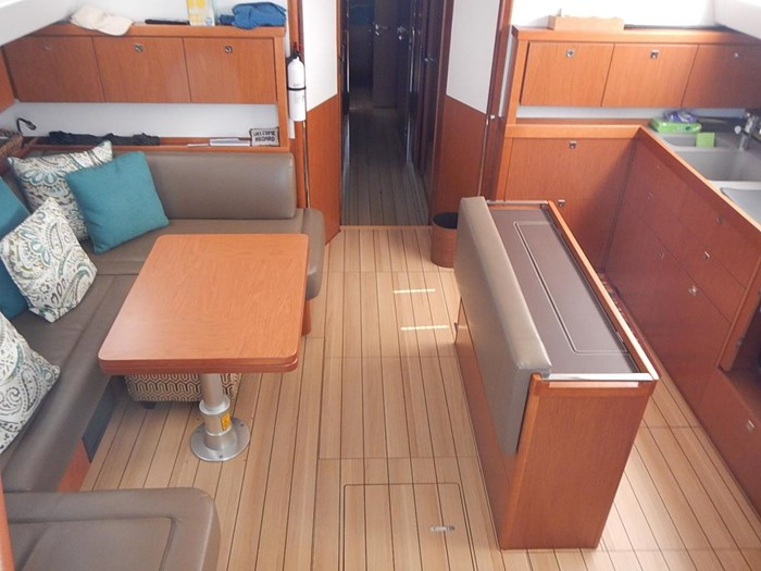 2015 Beneteau Sense 55 Photo 18 sur 30