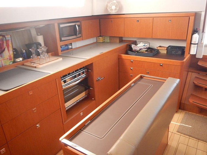 2015 Beneteau Sense 55 Photo 20 of 30
