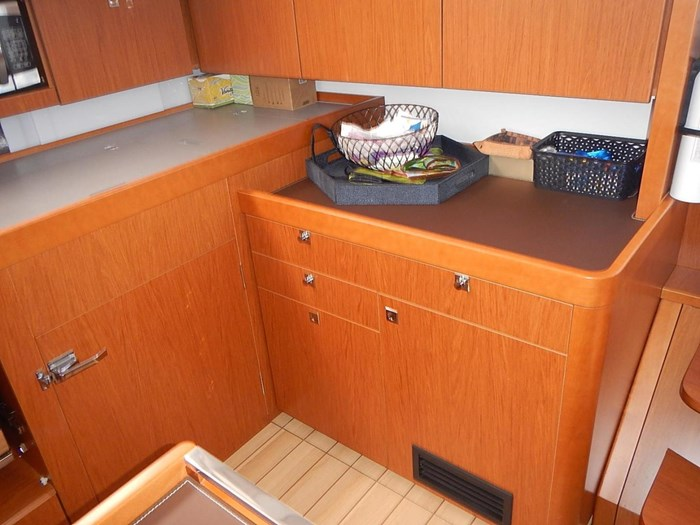 2015 Beneteau Sense 55 Photo 22 sur 30