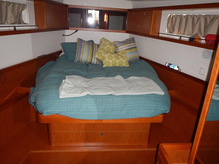 2015 Beneteau Sense 55 Photo 30 sur 30