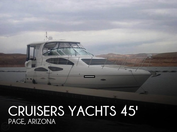 2008 Cruisers Yachts 455 MY Photo 1 of 21