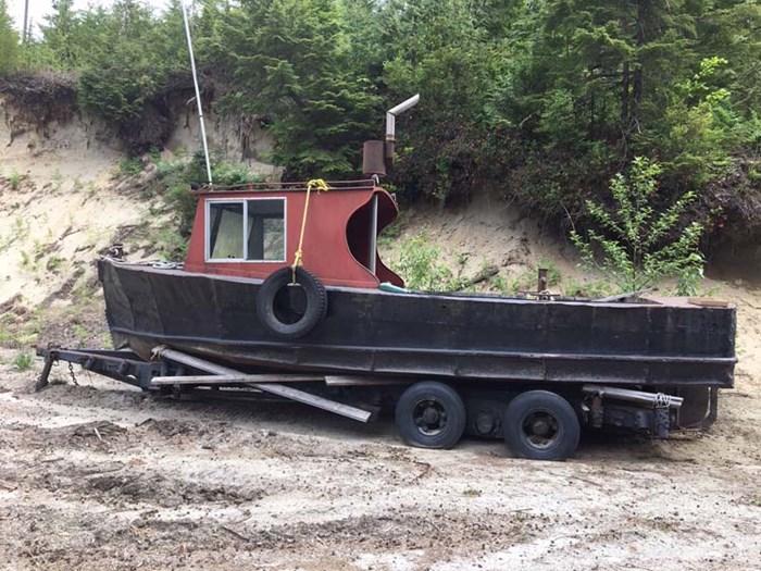 1967 Workboat Shallow Draft Photo 4 sur 6