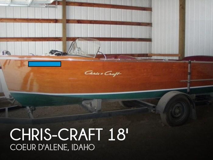 1951 Chris-Craft Sportsman Photo 1 sur 20