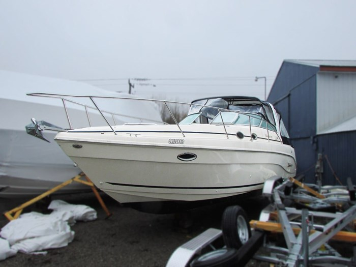 2001 Rinker 340 Fiesta Vee Photo 3 of 8