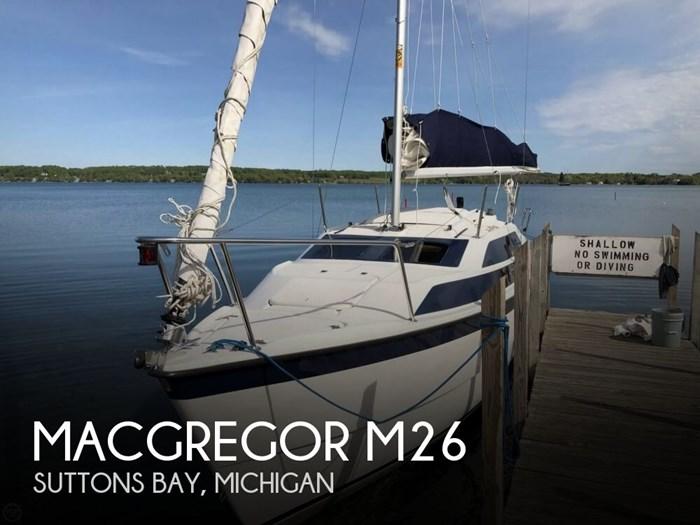 2014 MacGregor M26 Photo 1 of 20