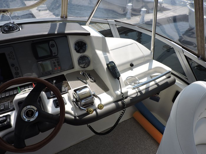 2007 Sea Ray 36 Sedan Bridge Photo 26 of 70