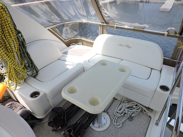 2007 Sea Ray 36 Sedan Bridge Photo 29 of 70