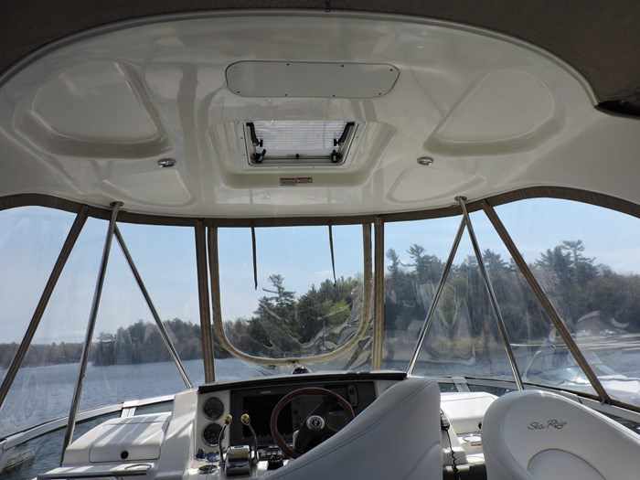 2007 Sea Ray 36 Sedan Bridge Photo 32 of 70