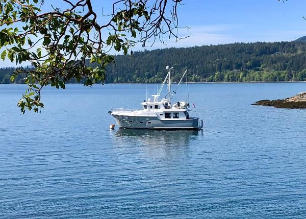 Nordhavn 40 2005 Used Boat for Sale in Sidney, British Columbia -  BoatDealers ca