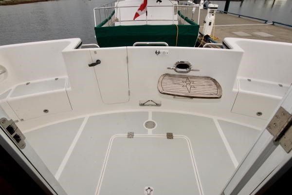 Nordhavn 40 MkII 2005 Used Boat for Sale in Vancouver, British Columbia -  BoatDealers ca