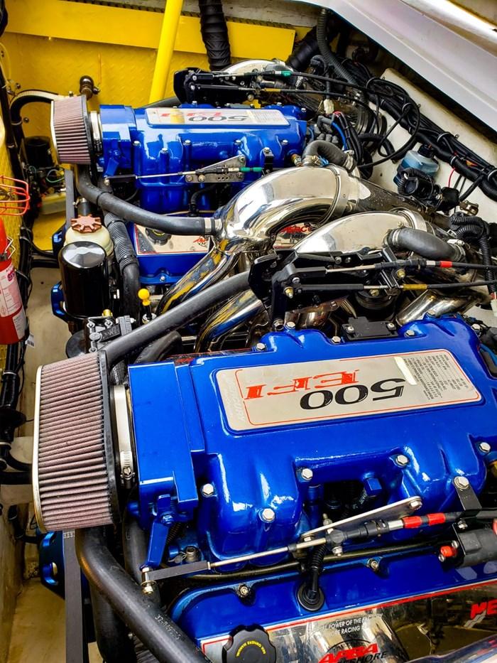 2004 Donzi ZX Daytona Photo 5 of 31