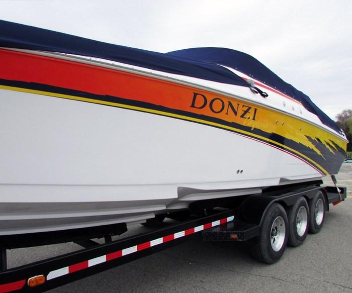2004 Donzi ZX Daytona Photo 29 of 31