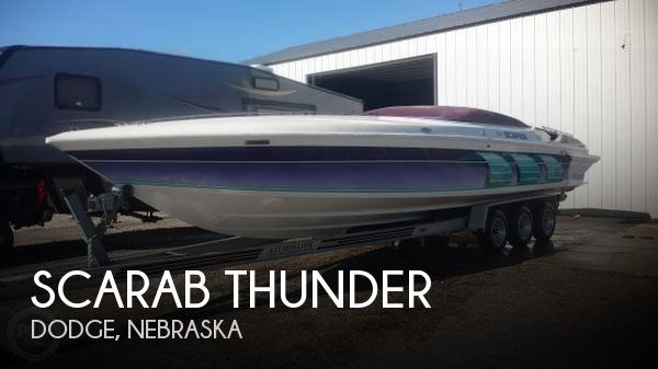 1994 Scarab Thunder Photo 1 sur 20