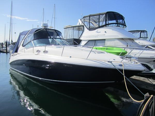 Sea Ray 320 Sundancer 2005 Used Boat For Sale In Point Roberts Washington Boatdealers Ca