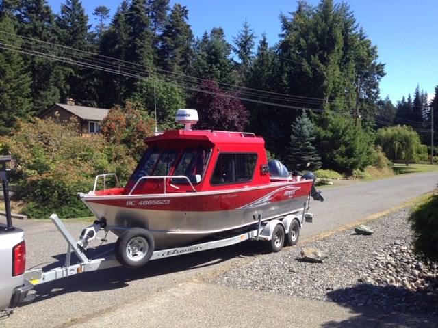 2016 Hewescraft Searunner 210 Photo 4 of 11