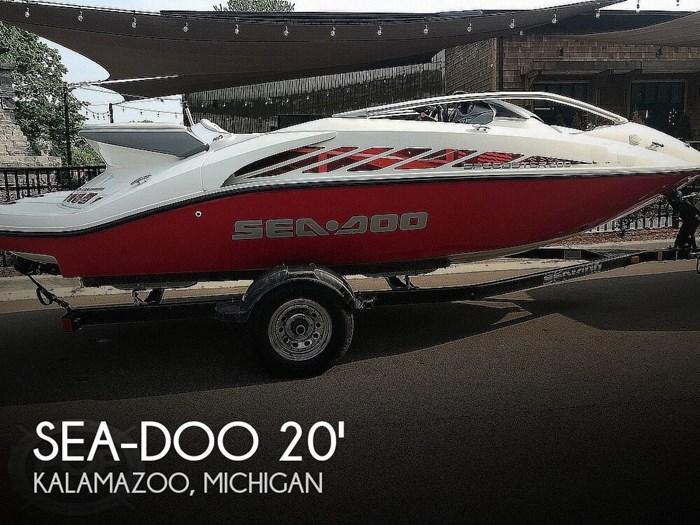 2005 Sea-Doo Speedster 200 Photo 1 of 20