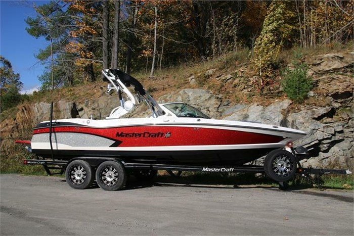 2015 Mastercraft X30 Photo 8 of 21