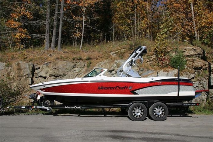 2015 Mastercraft X30 Photo 21 of 21