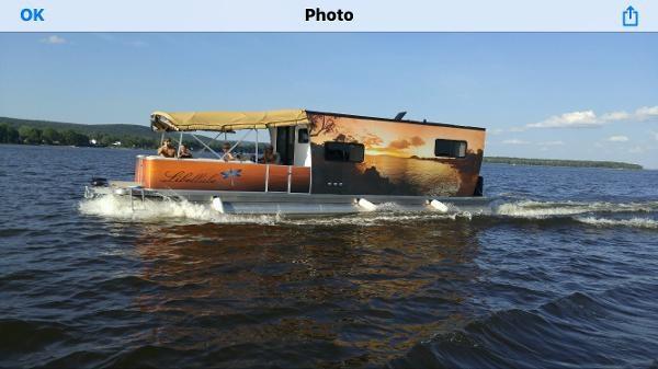 2018 Houseboat 38 Photo 1 sur 16