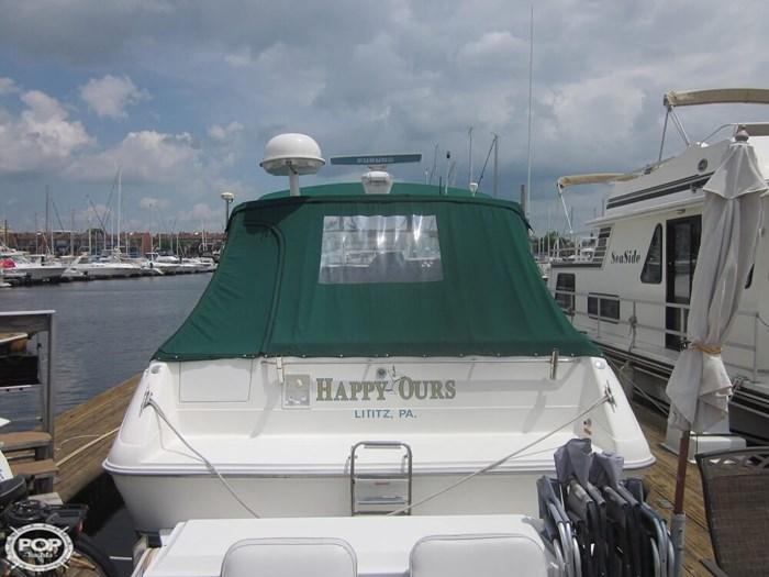 1995 Sea Ray 440 SUNDANCER Photo 6 sur 20