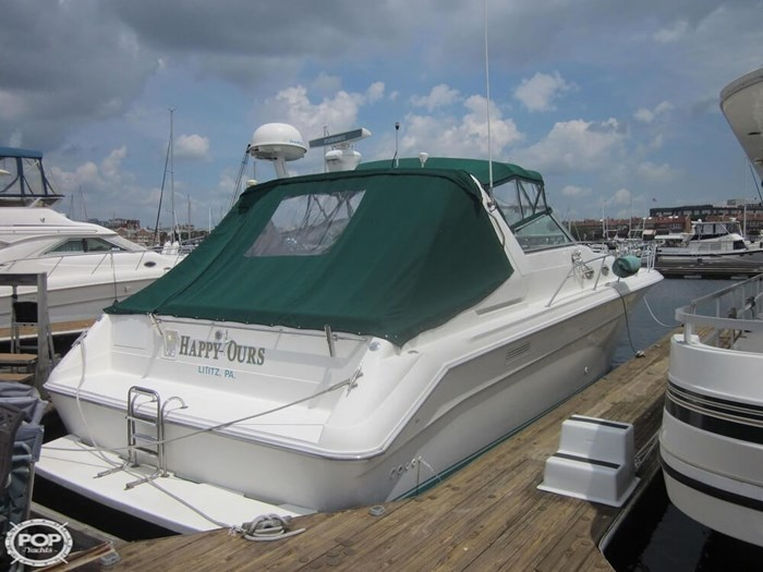 1995 Sea Ray 440 SUNDANCER Photo 8 sur 20