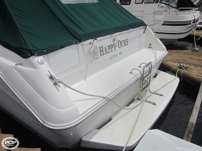 1995 Sea Ray 440 SUNDANCER Photo 11 sur 20