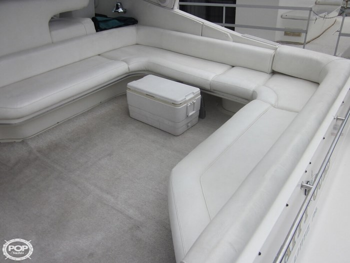 1995 Sea Ray 440 SUNDANCER Photo 20 sur 20