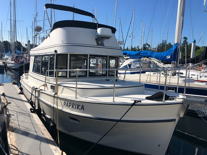 Camano Troll 1996 Used Boat for Sale in Victoria, British Columbia -  BoatDealers ca