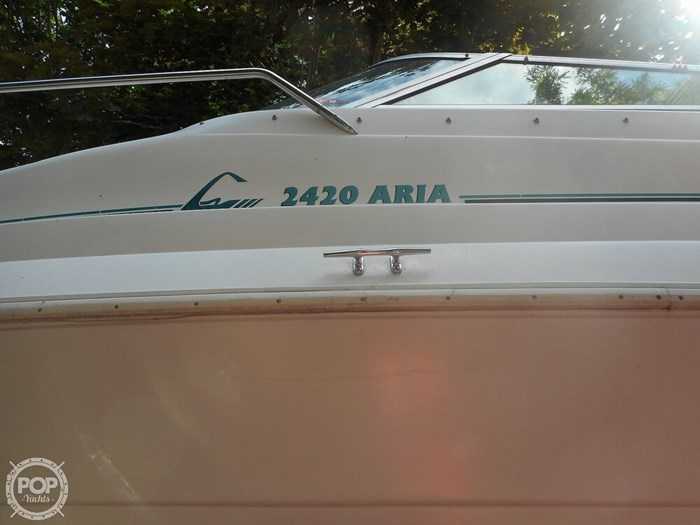 1996 Cruisers Yachts Aria 2420 Photo 3 sur 20