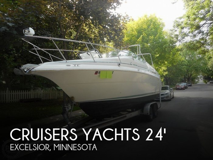 1996 Cruisers Yachts Aria 2420 Photo 1 sur 20