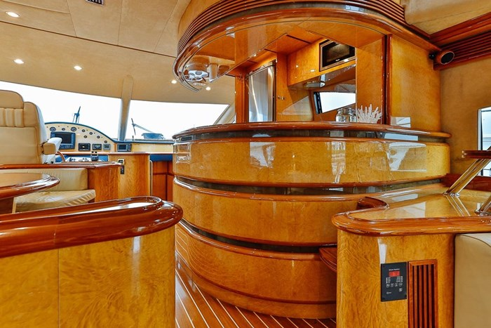 2002 Astondoa 66 Motor Yacht Photo 24 of 85