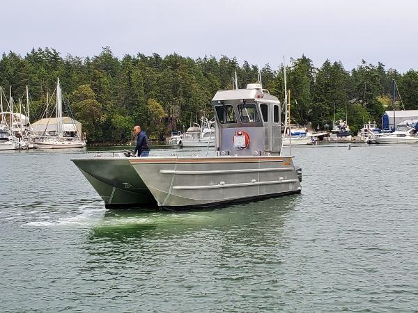2018 Landing Craft Catamaran Photo 2 of 16