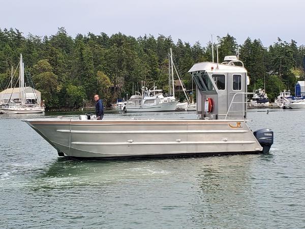 2018 Landing Craft Catamaran Photo 3 of 16