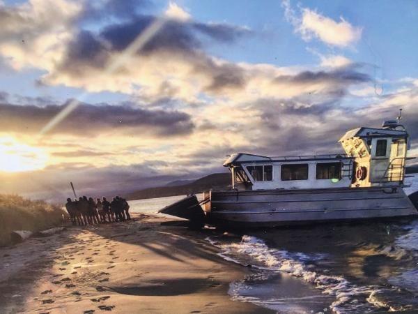 2018 Landing Craft Catamaran Photo 8 of 16