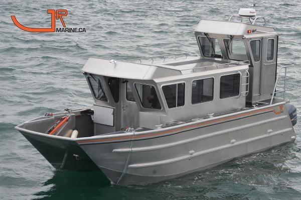 2018 Landing Craft Catamaran Photo 10 of 16