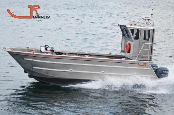 2018 Landing Craft Catamaran Photo 1 of 16
