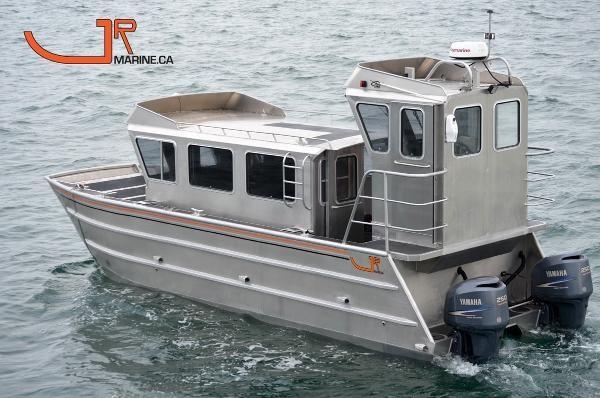 2018 Landing Craft Catamaran Photo 11 of 16