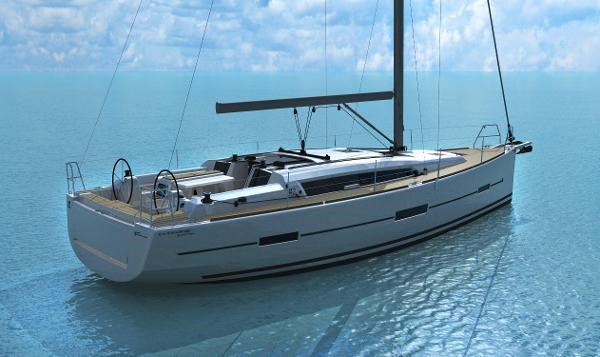 2021 Dufour Yachts 412 Grand Large Photo 2 of 15