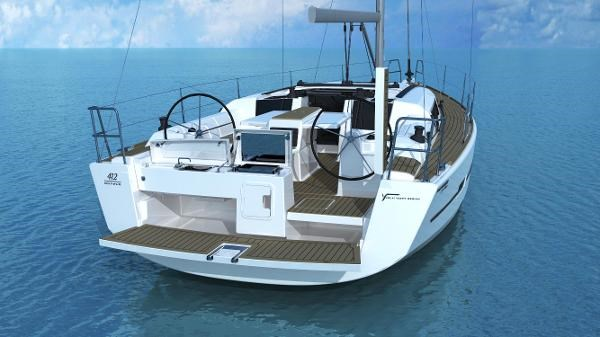 2021 Dufour Yachts 412 Grand Large Photo 3 of 15